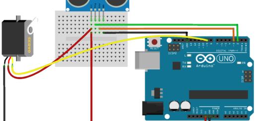 Ultrasonic Distance Measurement Using Arduino